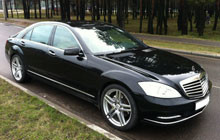 Mercedes-S600