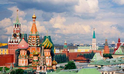 Цены такси из Москвы