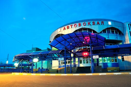 Расписание автобусов в Крыму и на юге России