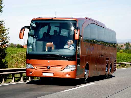 Заказ автобуса в Феодосии