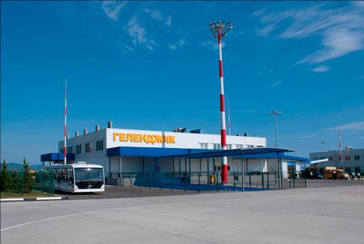 Такси аэропорт Геленджик