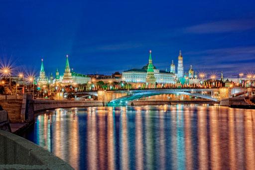 Трансфер из Симферополя в Москву