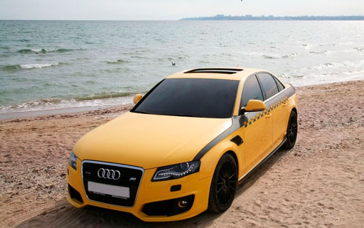 Такси Крым межгород