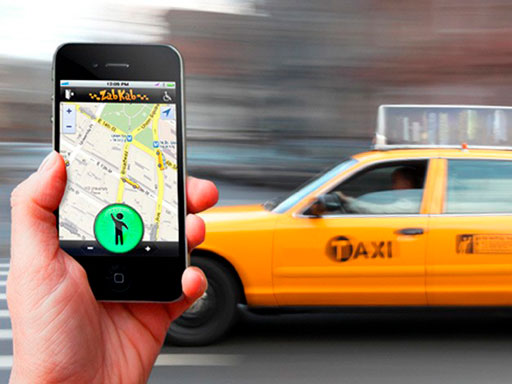 Способы заказа такси в Крыму и на юге России