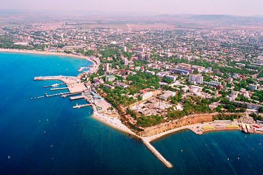 Такси из Анапы в Черноморское